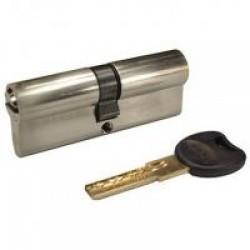 Цилиндр IMPERIAL 100mm 40/60 SN кл-кл никель(ЕСТЬ ОПТ)