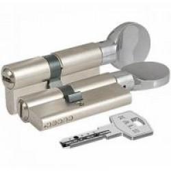 Цилиндр KALE 164 BM/100 никель(ЕСТЬ ОПТ)