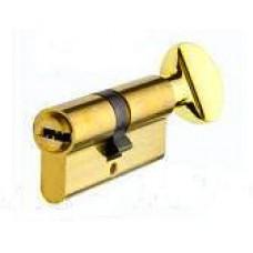 Цилиндр YUTL 60 мм (25х10х25), ключ-пов. лазерный.