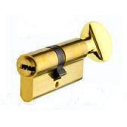 Цилиндр YUTL 60 мм (25х10х25), ключ-пов. лазерный.(ЕСТЬ ОПТ)
