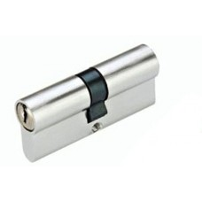 Цилиндр YUTL 70 мм (30х10х30), кл-кл, англ.ключ.(хром)
